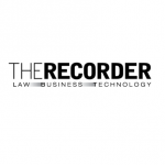The Recorder Law Business Technology logo
