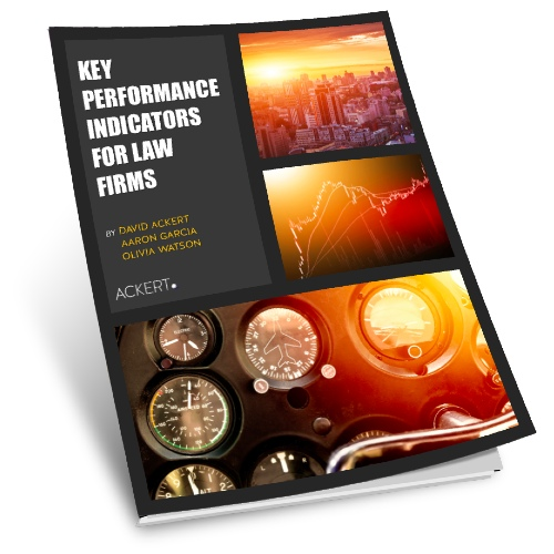 Booklet of key performance indicators for law firms 2018 by Ackert Advisory