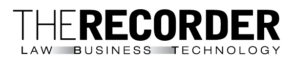 The Recorder - Law Business Technology logo